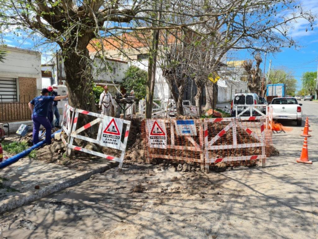 Intimaron a Absa para que provea agua potable en Los Hornos