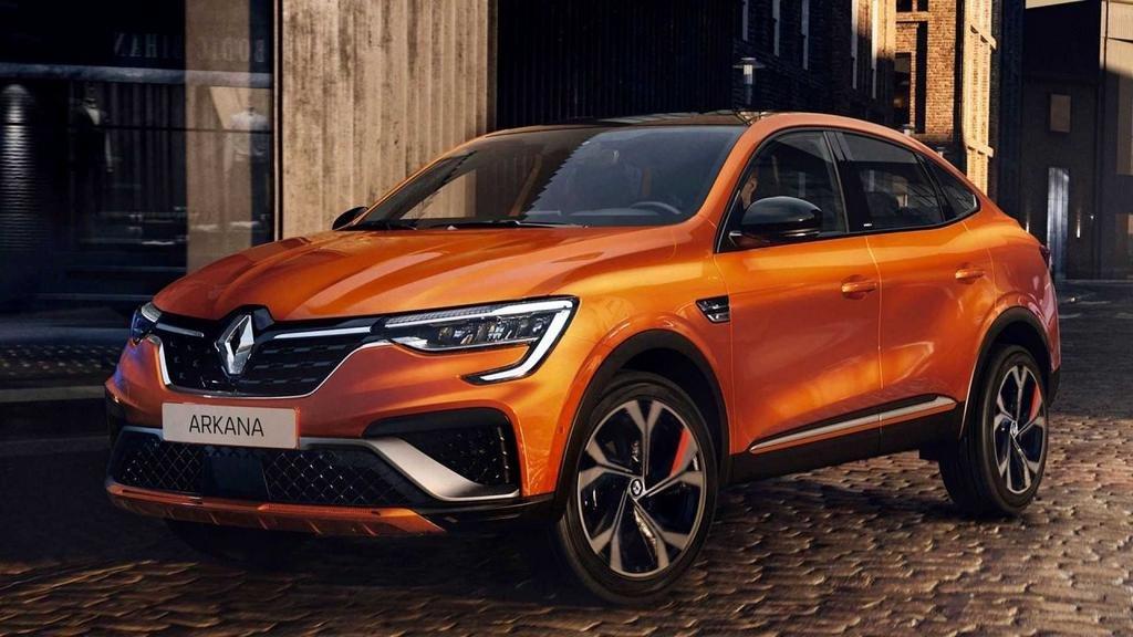 El Renault Arkana se viene con todo