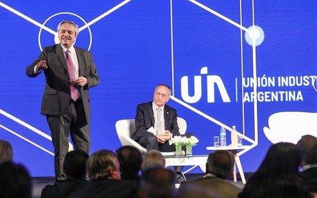 """""""Las medidas que tomó el Gobierno son el camino correcto"""", dijo vicepresidente de la UIA"""