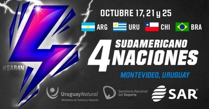 Dos argentinos designados para el 4 Naciones