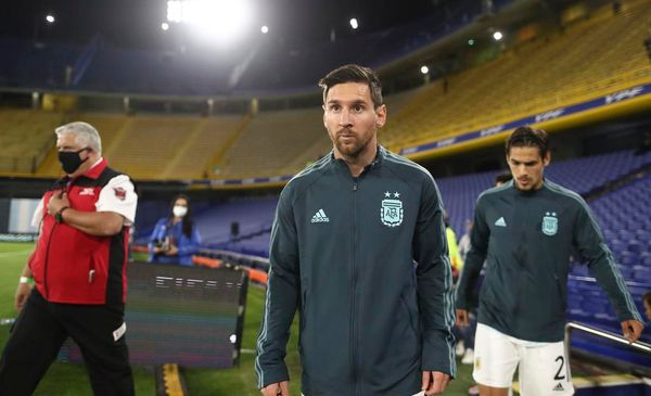 """Hoy me obsesiona mucho menos el gol"", confesó Messi"