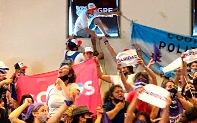Escándalo en el Concejo Deliberante de Tigre por una pelea entre el Evita y La Cámpora