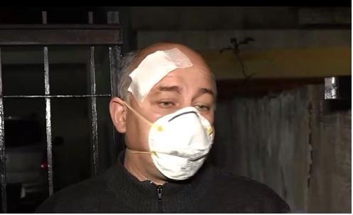 Cayó el acusado de balear en la cabeza a la víctima de un robo