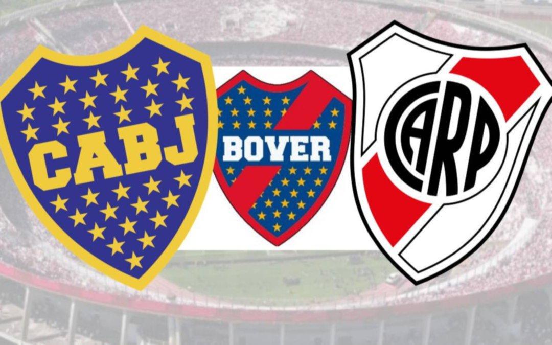 """La queja conjunta de Boca y River contra la AFA hizo que """"Bover"""" sea tendencia"""
