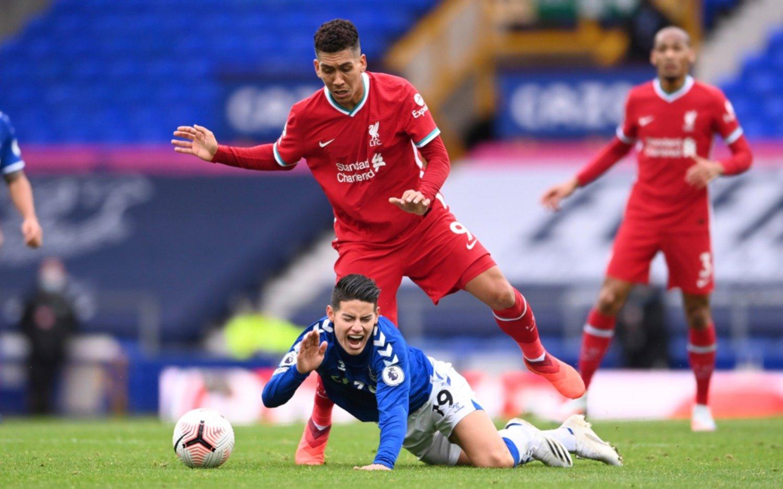 Offside por un codo: insólita decisión del VAR dejó sin triunfo al Liverpool ante el Everton