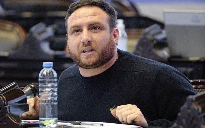 El diputado Fagioli estuvo retenido durante 10 horas en La Paz y ya fue liberado