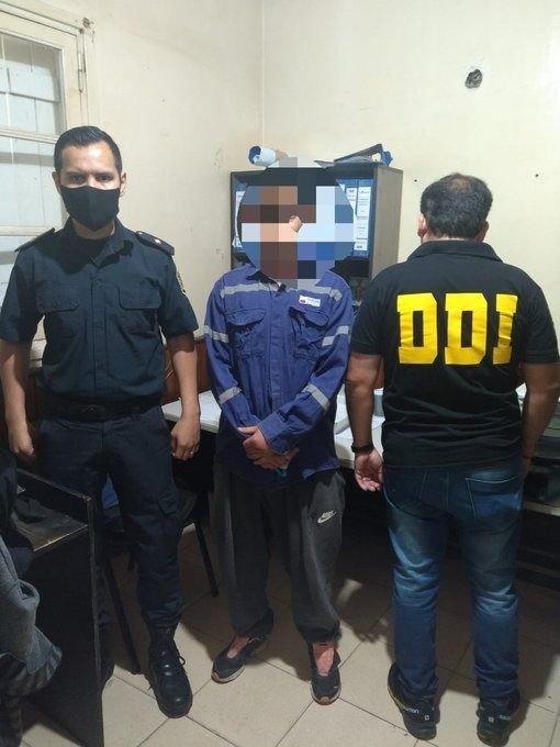 Detienen por una tarjeta Sube al presunto homicida del trabajador agropecuario de San Nicolás