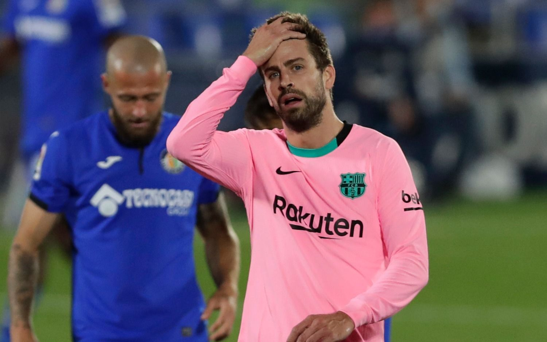 Messi volvió al Barcelona con una derrota frente a Getafe