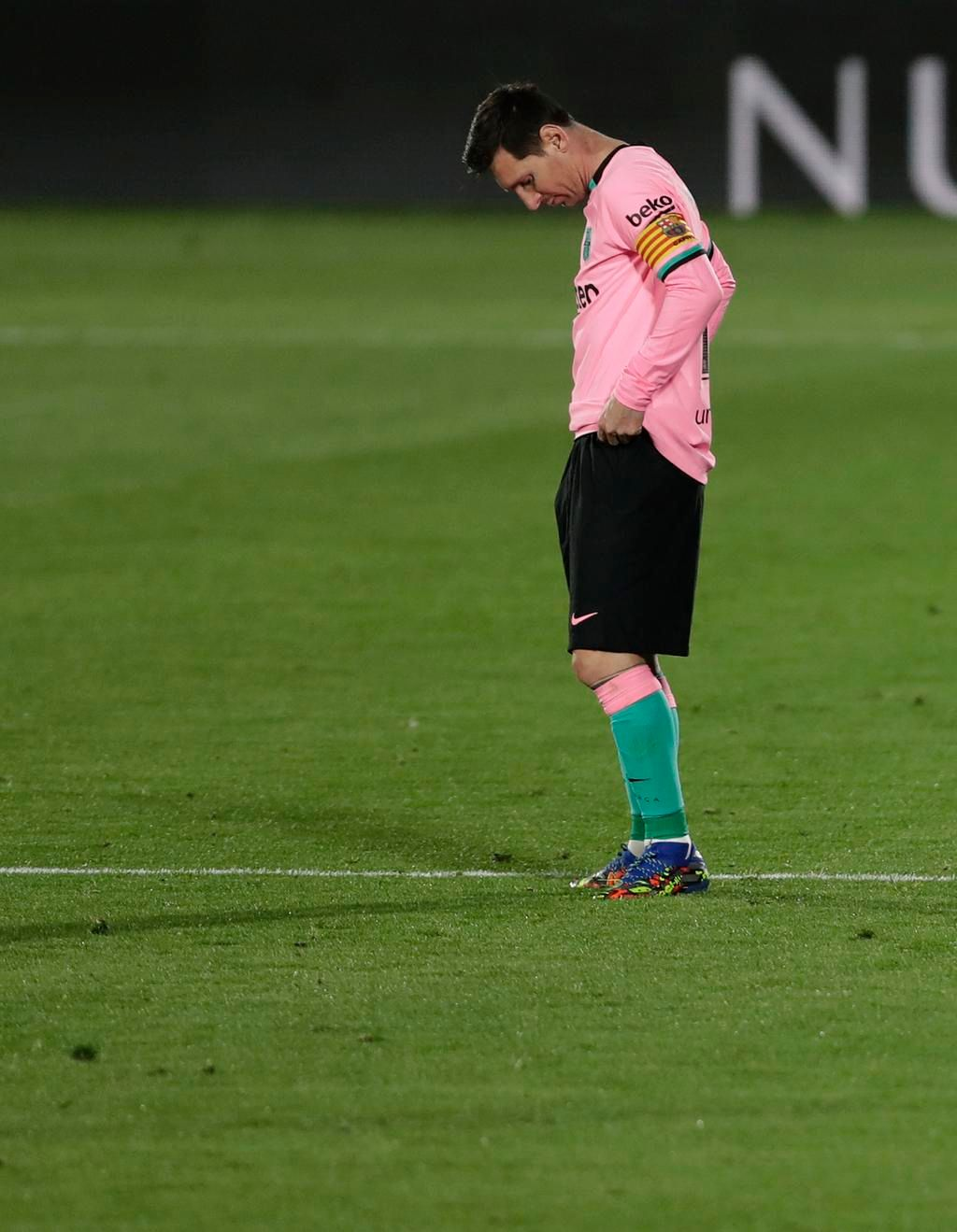 Caídas del Barça y el Real sin siquiera marcar goles, 20 años después en la Liga de España