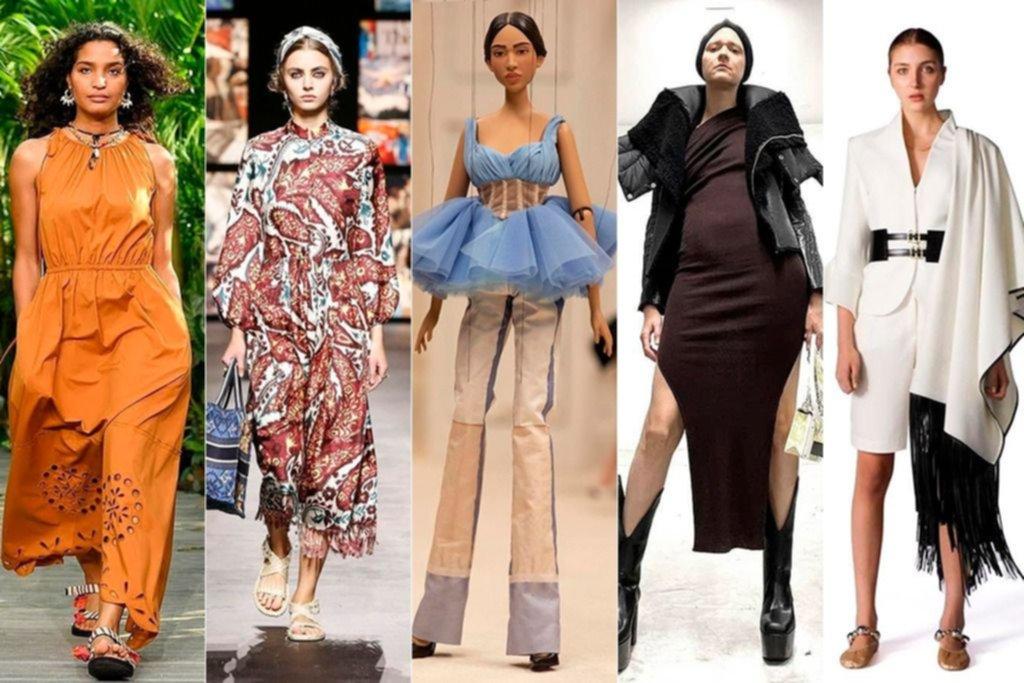 Semanas de la moda: expresión del clima de época