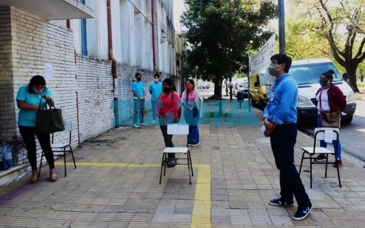 Elecciones en Bolivia: cerca de 7.000 estuvieron habilitados para votar en La Plata