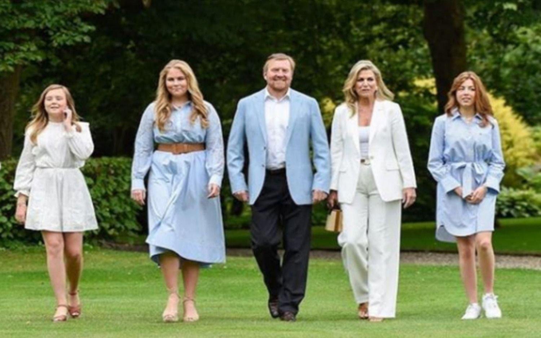 Escándalo en Holanda: la reina Máxima tuvo que regresar de sus vacaciones en Grecia