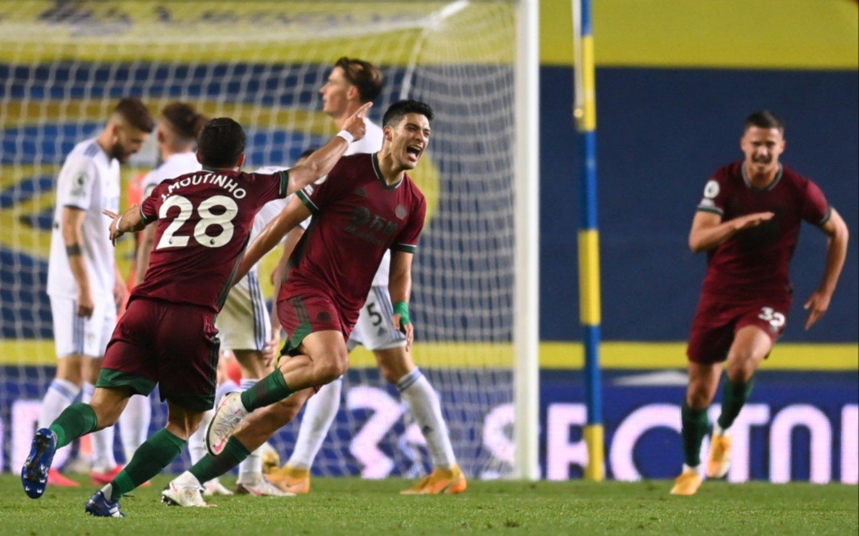 Un gol en contra derrumbó las ilusiones del equipo de Bielsa en la Premier League