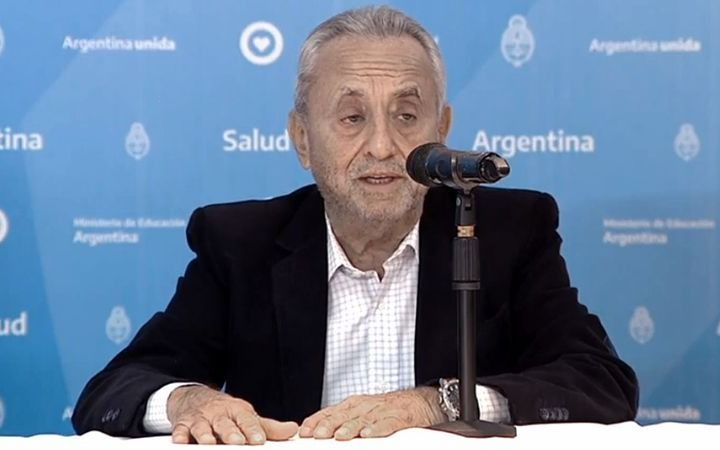 """Pedro Cahn tomó distancia del Gobierno: """"Emitimos opiniones, no tomamos decisiones"""""""