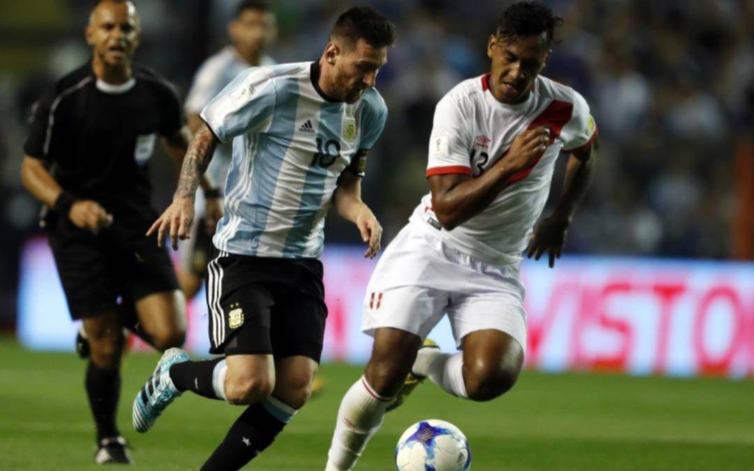Perú y Argentina, con fechay horario por las Eliminatorias