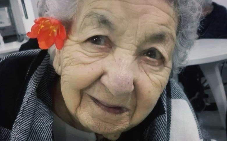 Falleció la abuela platense reinfectada con coronanavirus