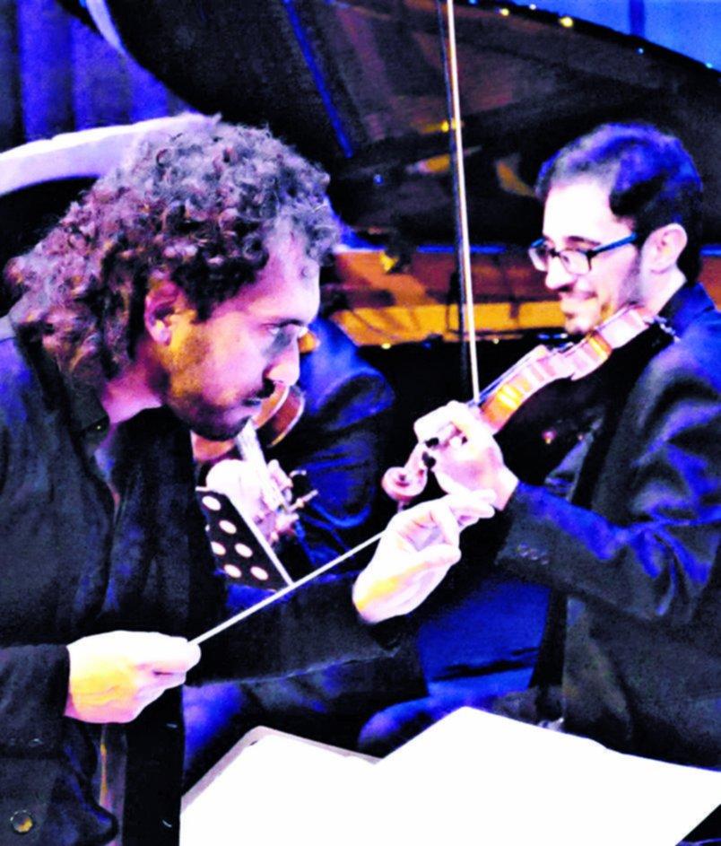 Rock de batuta: Serú y Almendra se entregan a las cuerdas