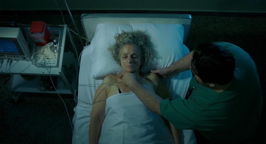 """""""La dosis"""": un thriller hospitalario que pone el foco en la eutanasia"""