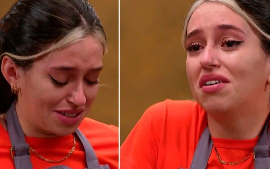 """El llanto de Leticia Siciliani al hablar de sus papás: """"No los veo hace meses"""""""