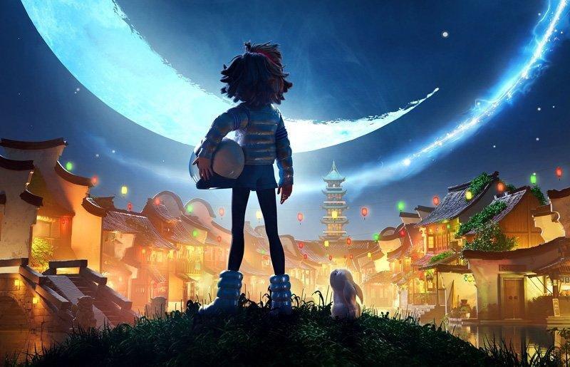 """""""Más allá de la luna"""": una mirada sensible sobre la pérdida, en los ojos de una niña"""
