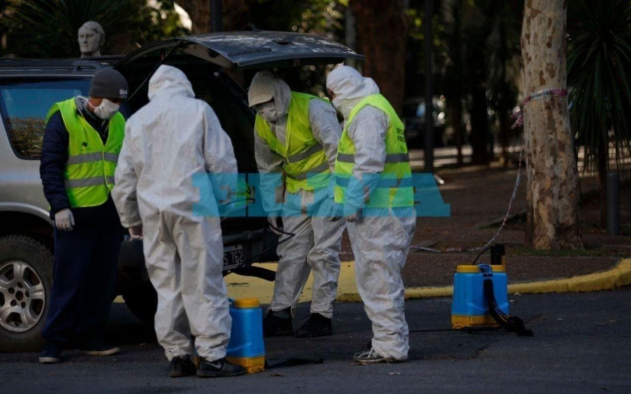 La Plata sumó cuatro fallecidos por coronavirus y otros 120 casos