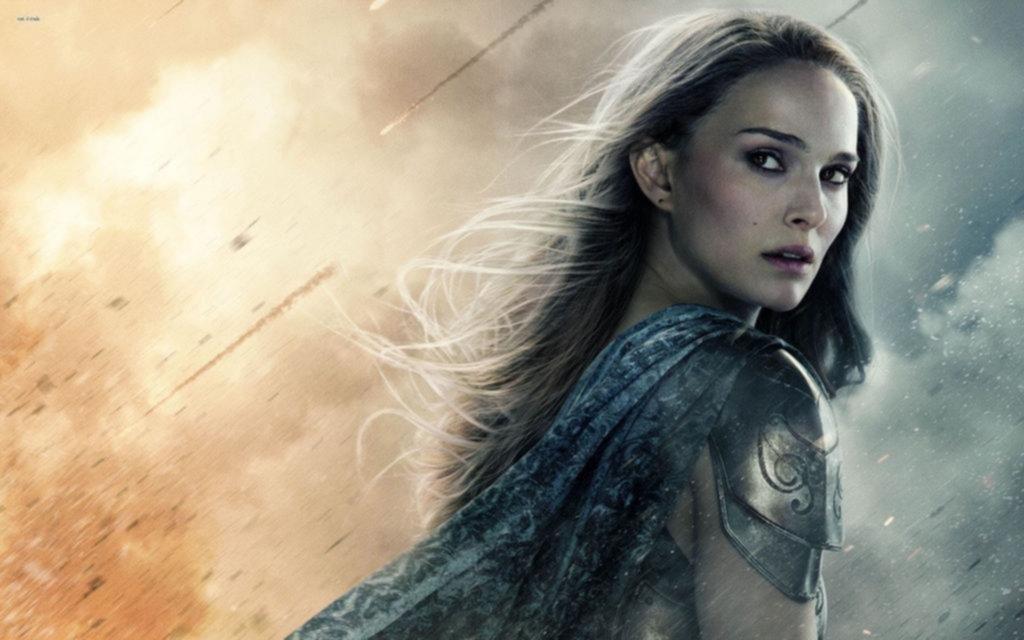 Natalie Portman, entre la preparación física para Thor y las fábulas infantiles