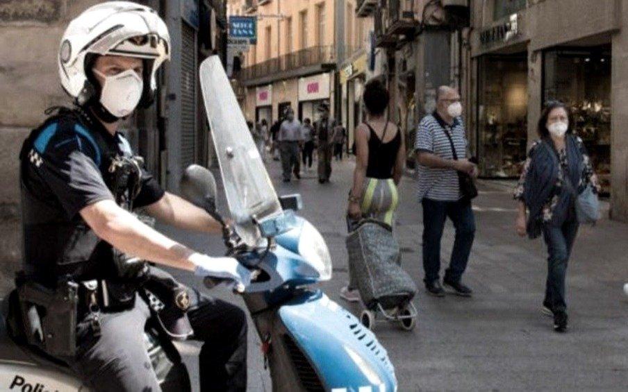 Rebrotes en Europa: estado de alarma por seis meses en España