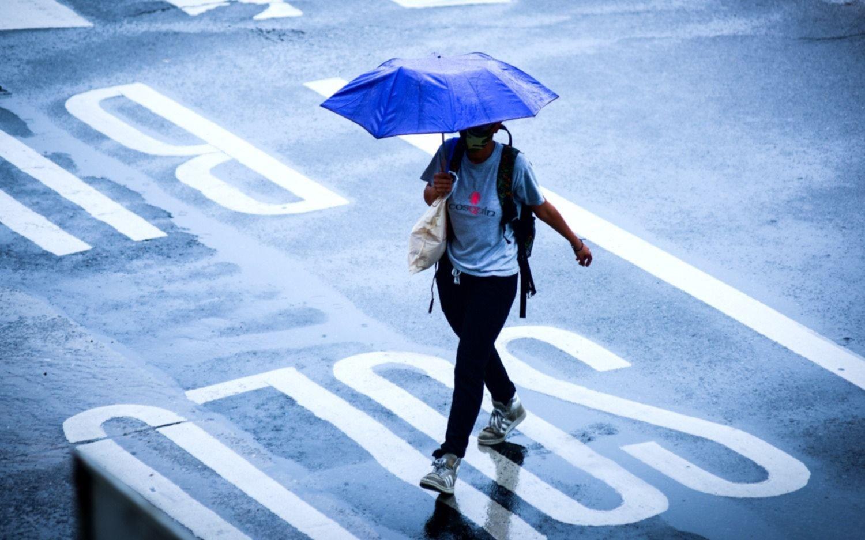 ¿Seguirá lloviendo en La Plata?: el pronóstico para lo que queda del día y el comienzo de la semana