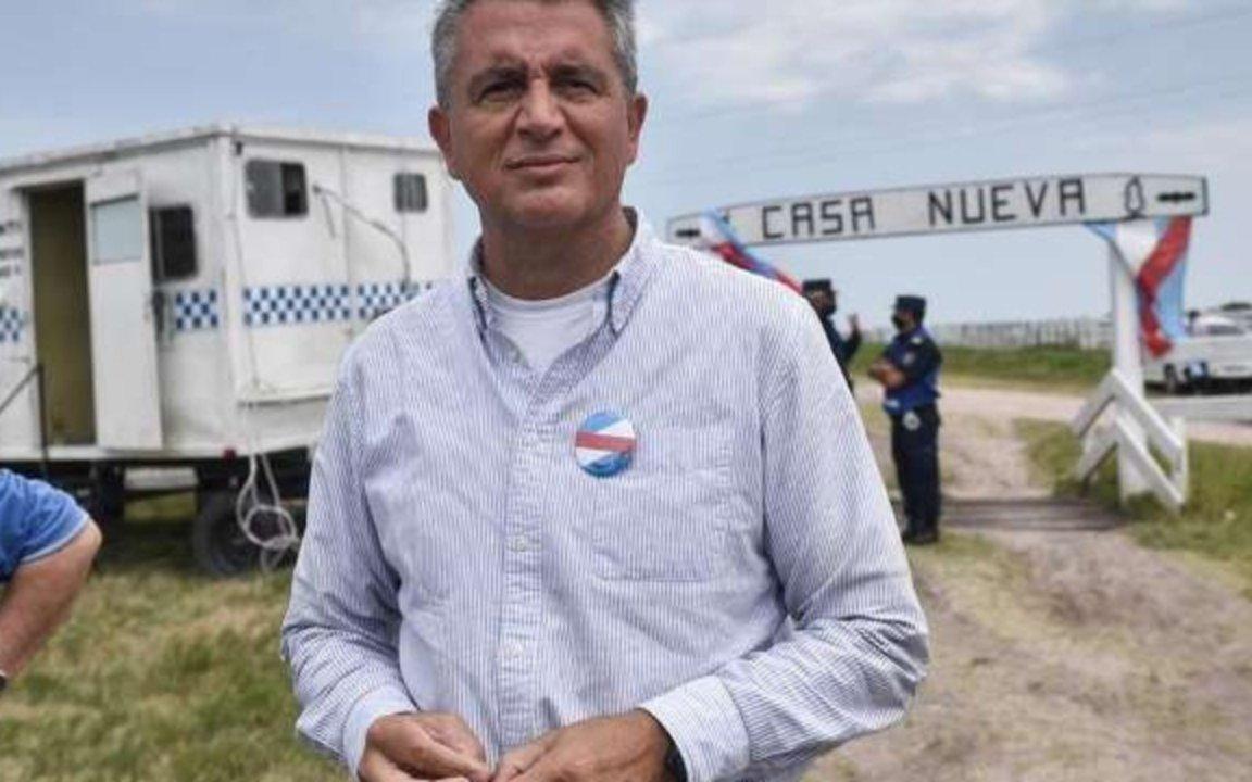 """Luis Etchevehere: """"No le tenemos miedo a Cristina Kirchner"""""""