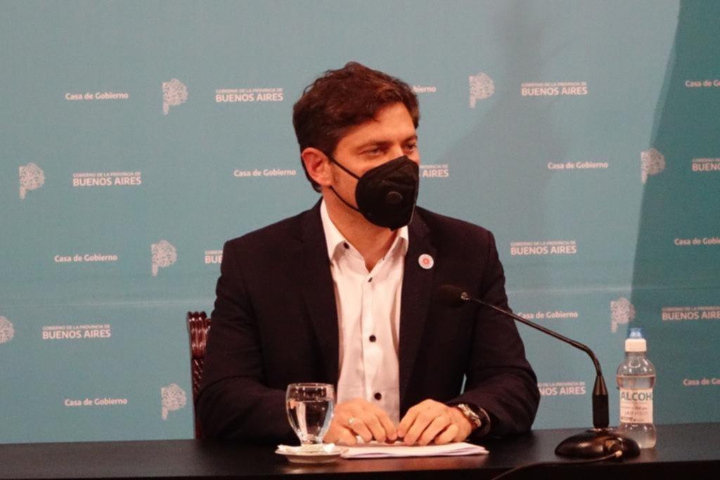 Polémica por dichos de Kicillof sobre los barrios privados