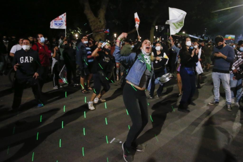 El pueblo chileno expresó su poca confianza en la política