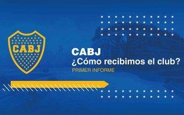 La actual CD de Boca publicó un informe con graves denuncias contra la gestión de Angelici