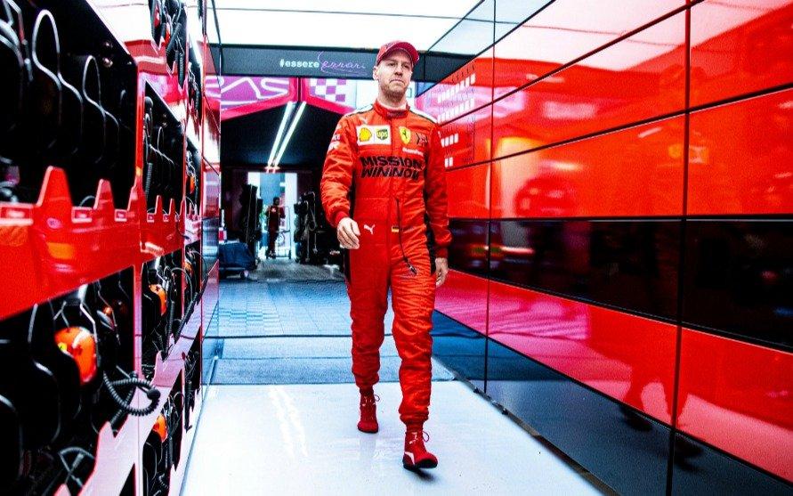 Ferrari a contramano: otra polémica en el equipo con duras quejas de Vettel