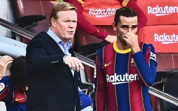 El Barcelona no tiene paz: una de las figuras con mucha bronca con el técnico Koeman
