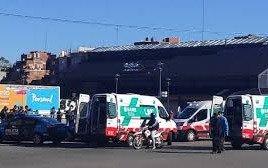 Angustiosos momentos en la estación Retiro: policías y civiles baleados