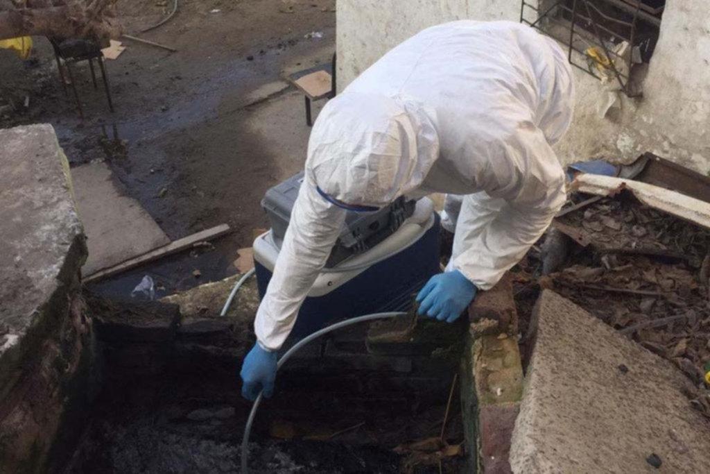 Detectan coronavirus en las aguas residuales de un barrio popular del Conurbano