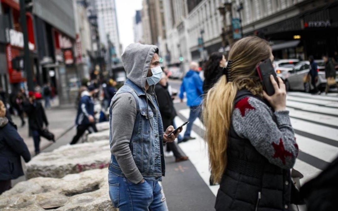 Los casos de coronavirus están aumentando en casi todos los estados de Estados Unidos: preocupación por la llegada del frío