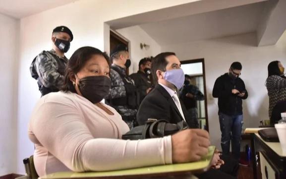 """Condenan a María Ovando a 20 años de cárcel en un fallo considerado """"escandaloso"""" por la defensa"""