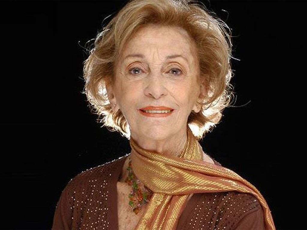 Hilda Bernard cumple 100, tras una vida entre la radio, el teatro y la TV