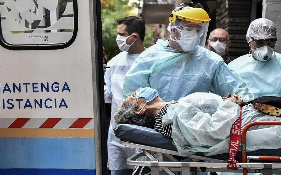 Coronavirus: Argentina sumó 13.267 casos y 372 fallecidos