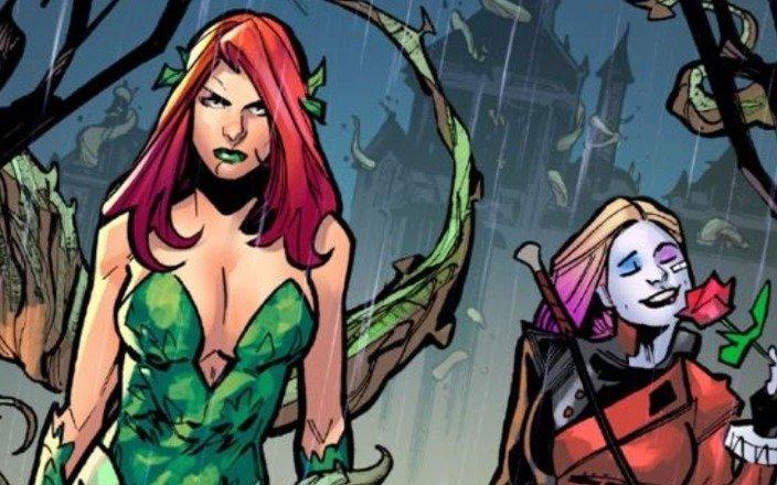 """Universo DC: Harley Quinn y Poison Ivy dan el """"Sí"""" en Injustice: Year Zero"""