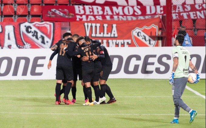 Independiente venció a Atlético Tucumán por la Copa Sudamericana
