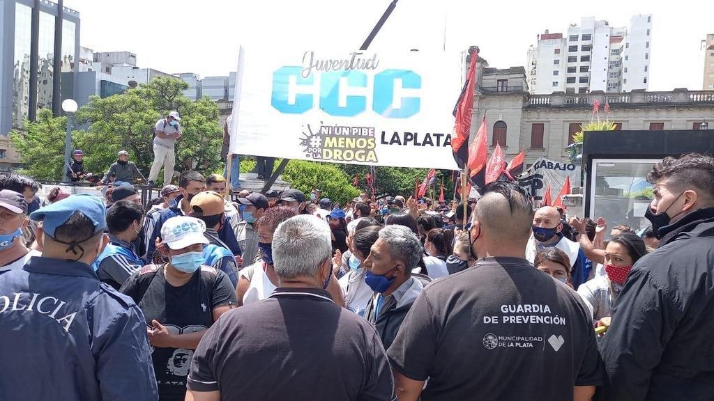 Garro apuntó a dirigentes del kirchnerismo por el intento de toma de la Municipalidad
