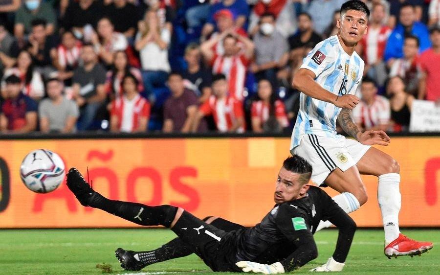 Argentina igualó 0 a 0 frente a Paraguay por Eliminatorias en el Defensores del Chaco