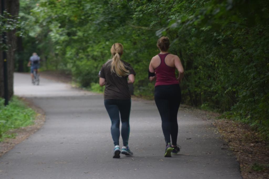 Salud: correr para vivir más, pero para adelgazar, dieta