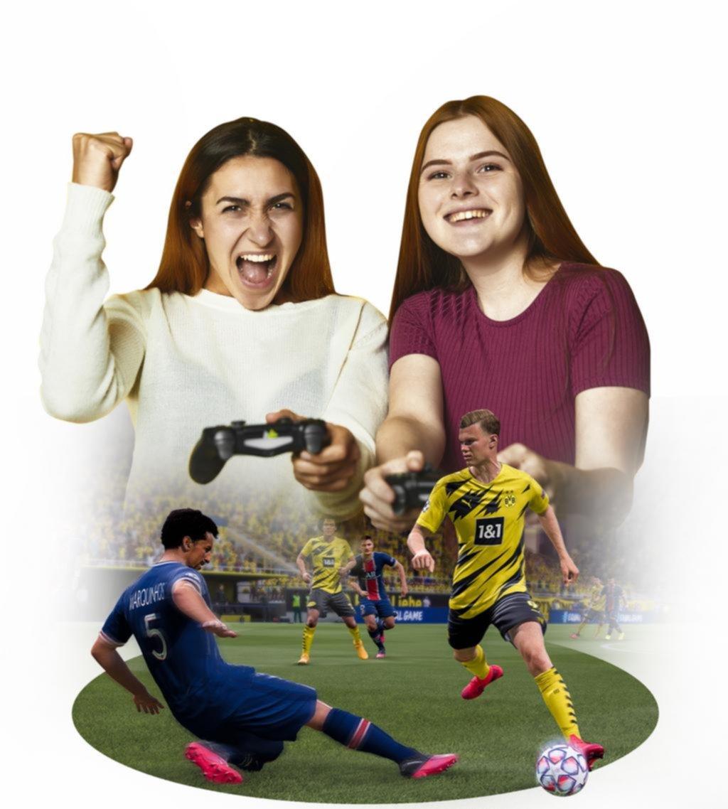 Tendencias: las chicas también se copan con el fútbol virtual