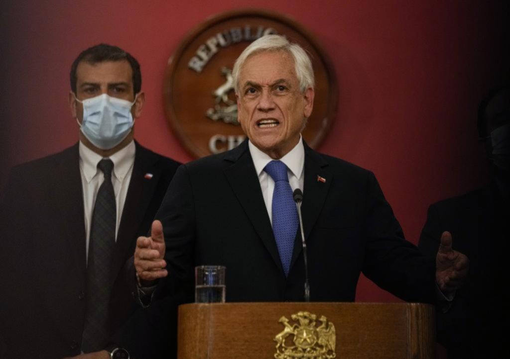 Piñera militariza la zona de conflicto con los mapuches