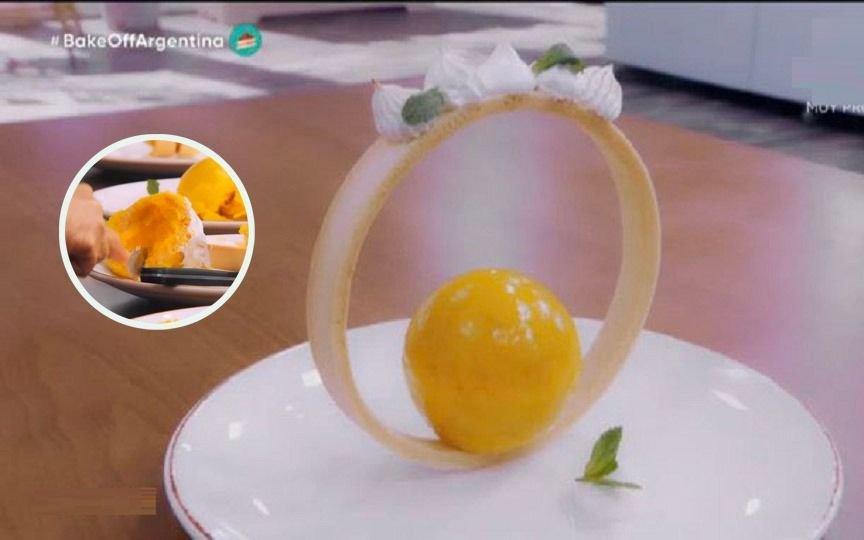 Bake Off: cómo preparar el caviar de limón, el desafío técnico que puso a prueba a los pasteleros
