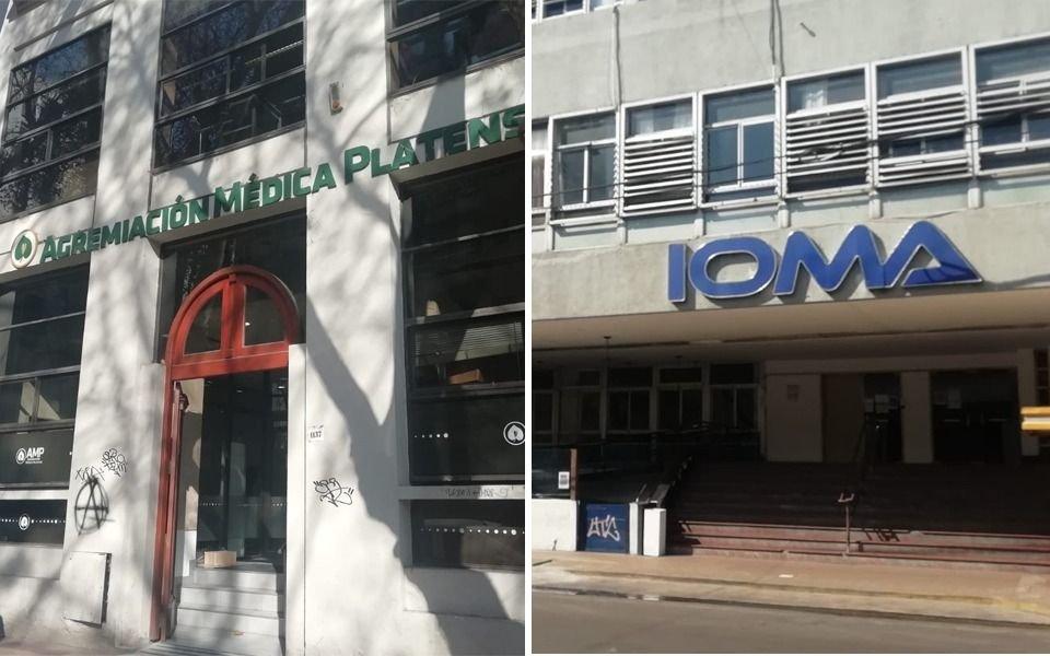Recrudece el conflicto entre médicos platenses y el IOMA por la actualización de honorarios