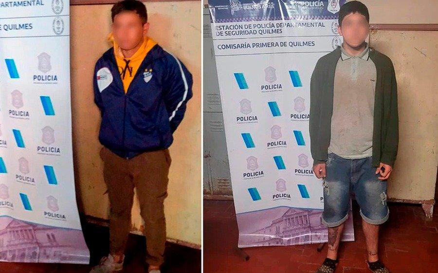 Crimen en Quilmes: uno de los sospechosos estuvo preso por robo y salió a los 4 días